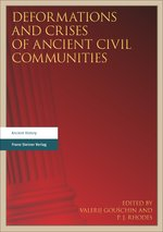 Deformations and Crises of Ancient Civil Communities.